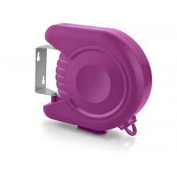 Bonita DELIGHT svinovací prádelní šňůra - Purple