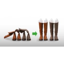 Domopak - 2 páry napínáků do vysokých bot