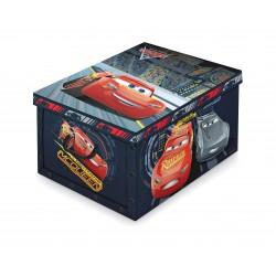 Domopak - úložný box s rukojetí s motivem - Cars - Frozen - Finding Dory