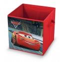 Dk Living Cube Box - Disney- Cars