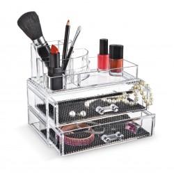 Domopak - organizér na kosmetiku s přihrádkami