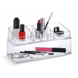 Dk Living Make up organizer - double