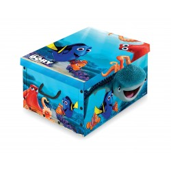 Domopak - úložný box s rukojetí s motivem - Finding Dory