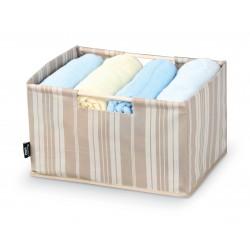 Stripes - úložný box s rukojetí
