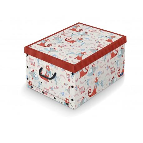 Úložný box - White