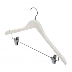 Dk Living Hanger with clips - Clear wood