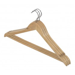 Dk Living 3 pcs/set hangers - Natural wood