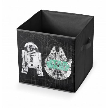 Krabice s motivem Star Wars
